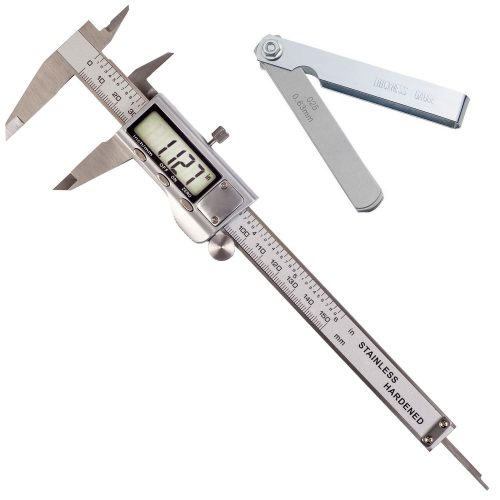 Green Toolz Electronic Digital Caliper