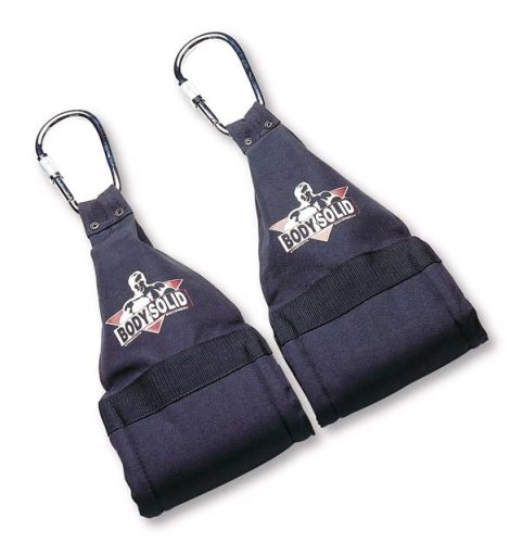 Body-Solid Tools AAB2 Gut Blaster Slings