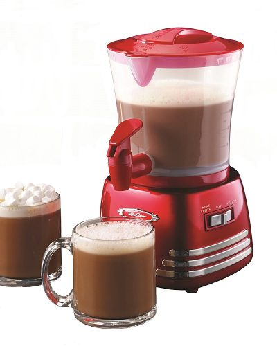 Nostalgia Hot Chocolate Maker
