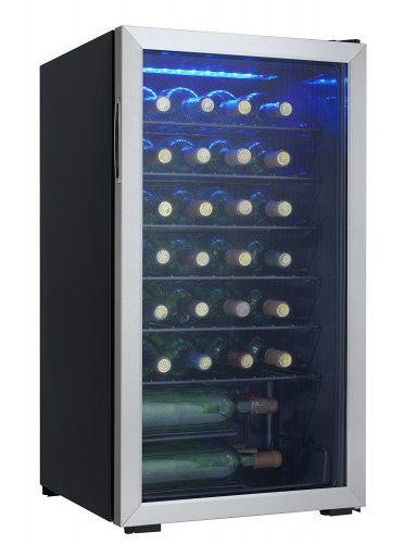Danby 36 Bottle Freestanding Wine Cooler