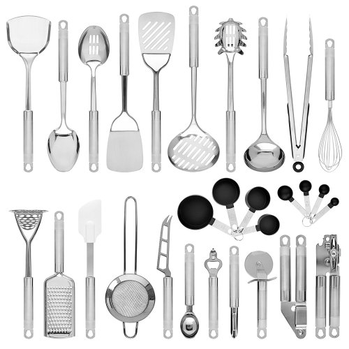 Best Choice Stainless Steel Cooking Products [29-Piece] Set