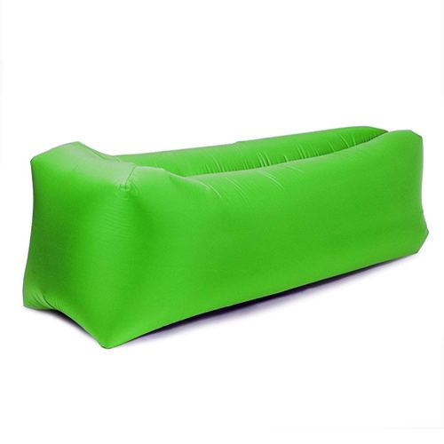 Sleeping Cloud Inflatable Lounger Bag Ripstop - Outdoor Hammock Portable Air Sofa Bag - Hangout Air Couch Sleeping Bag For Hiking Camping Picnics&Music Festivals - Inflatable Sofas