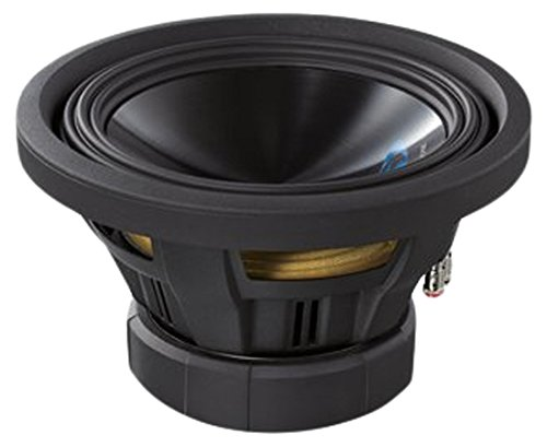 "Alpine SWS-10D2 500W RMS Type-S Series 10"" Dual 2-Ohm Car Subwoofer"