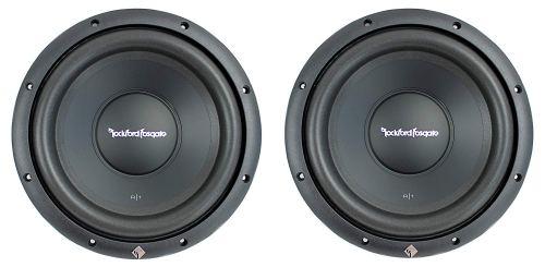 "(2) Rockford Fosgate R1S4-10 Prime 10"" 800 Watt 4 Ohm Car Audio Subwoofers Subs"