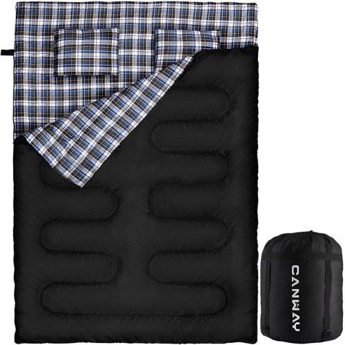 Double Sleeping Bag- Canway