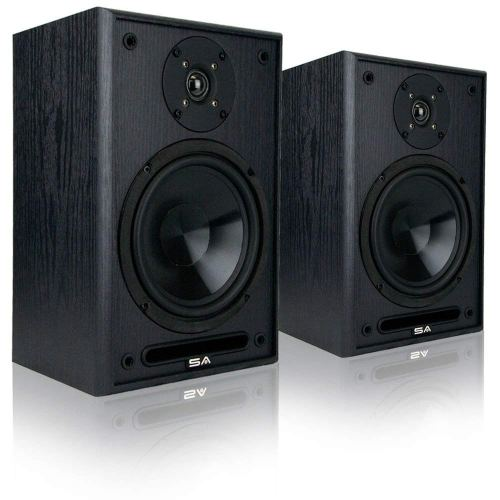 Sound Appeal 6.5-Inch Bookshelf Speakers - Bookshelf Speaker