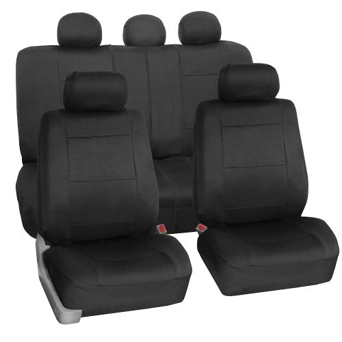 FH Group FH-FB083115 Neoprene Waterproof Car Seat Covers-Neoprene Car Seat Covers