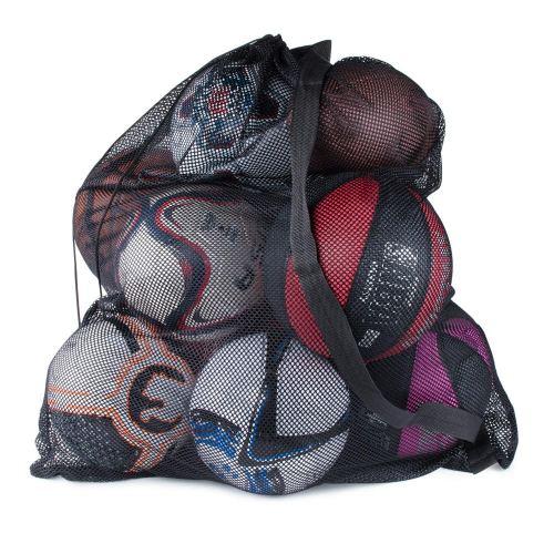 Sports Ball Bag Drawstring Mesh - Bowling Ball Bag