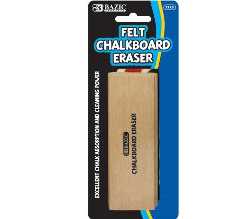 BAZIC Felt Chalkboard Eraser