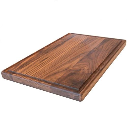 Virginia Boys Kitchens Large Walnut Wood Cutting Board