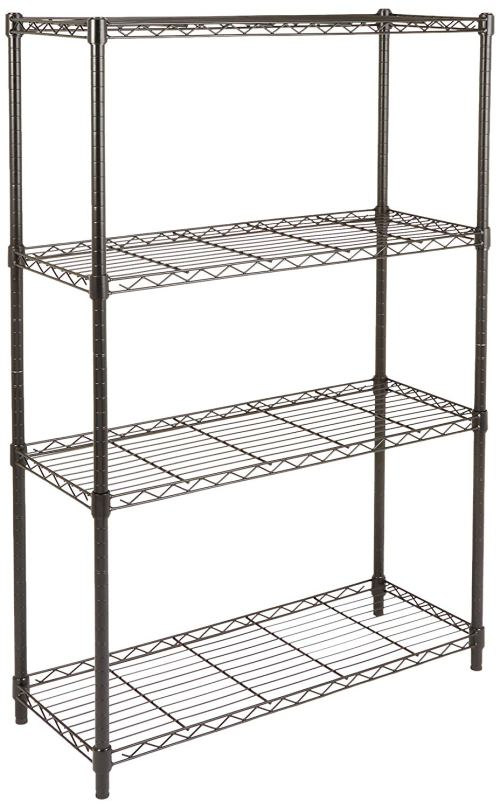 AmazonBasics Shelving Unit - Garage Shelving Units