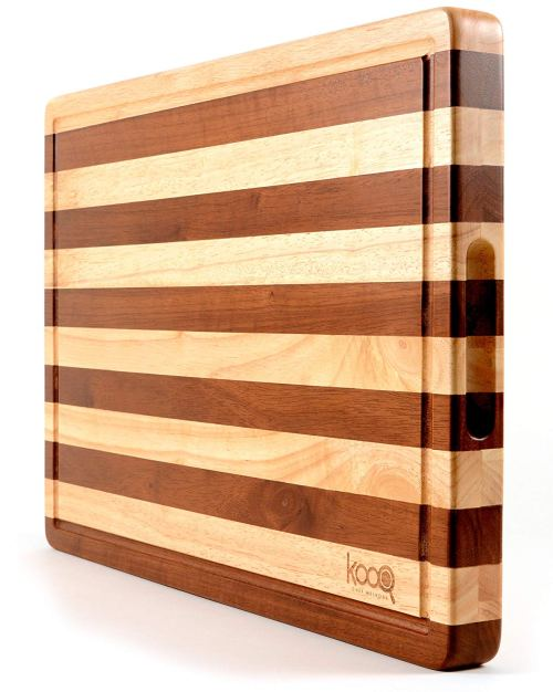 PREMIUM - Unique Extra Large Cutting Board