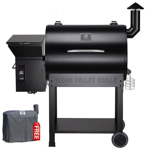 Z Grills ZPG-7002 Wood Pellet Grill & Smoker