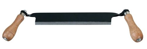 "Timber Tuff TMB-05DS Straight Draw Shave Tool, 5"", Black"