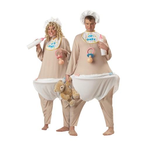 California Costumes Unisex - Adult Cry Baby Bodysuit Costume