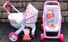 Baby Doll Strollers