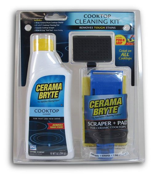 CeramaBryte - Cooktop Cleaning Kit