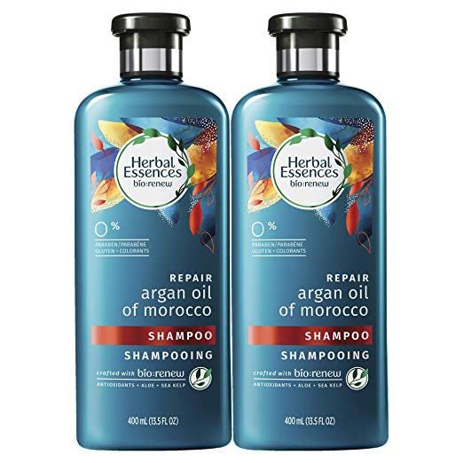 Herbal Essences Argan Oil Shampoo, 13.5 Fluid Ounces