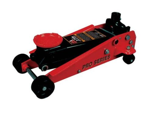 Torin Big Red Pro Series Hydraulic Floor Jack: Single Piston Pump