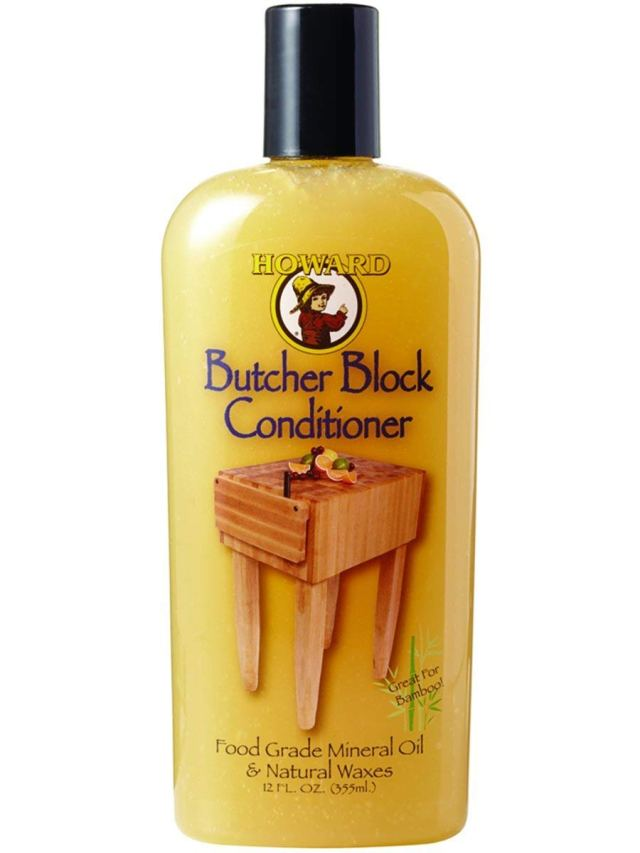 Howard BBC012 Butcher Block Conditioner