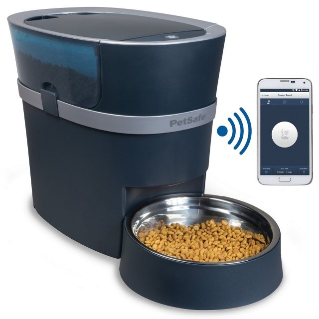 PetSafe Smart Feed Automatic Dog and Cat Feeder, Smartphone