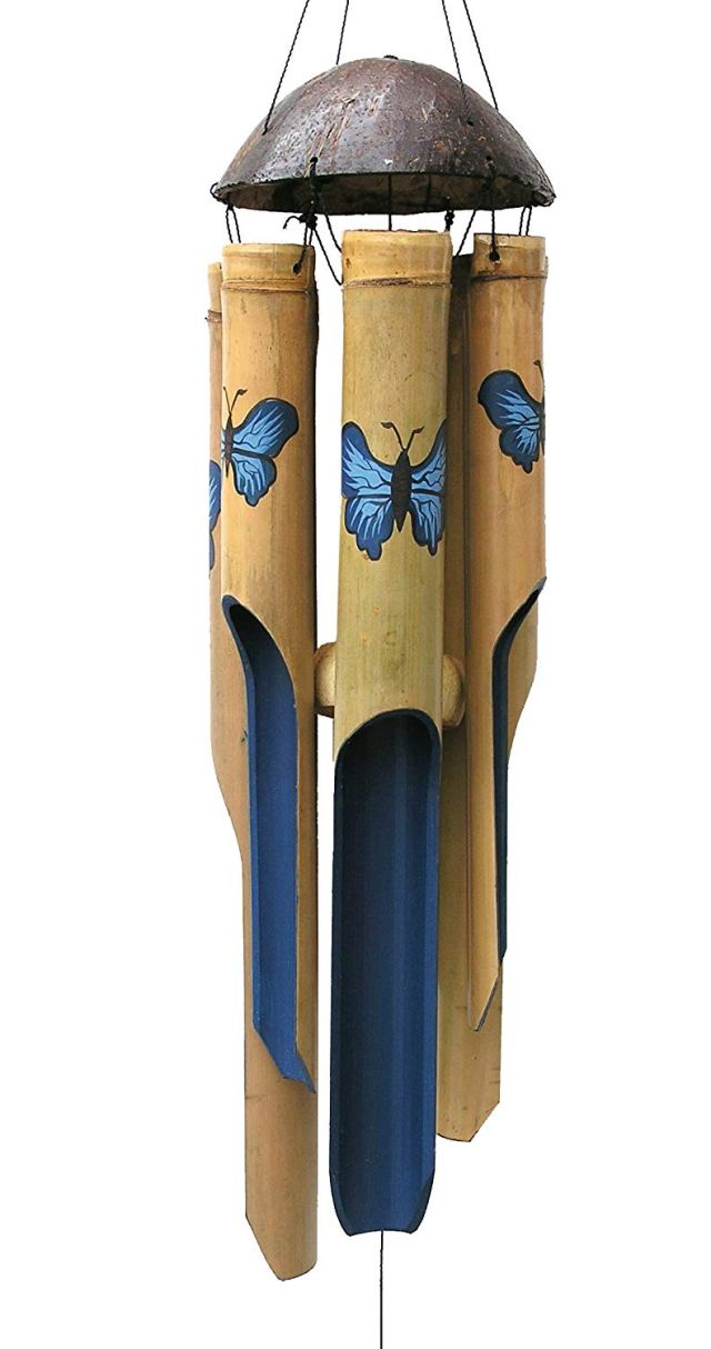 Cohasset Gifts Bamboo Wind Chimes