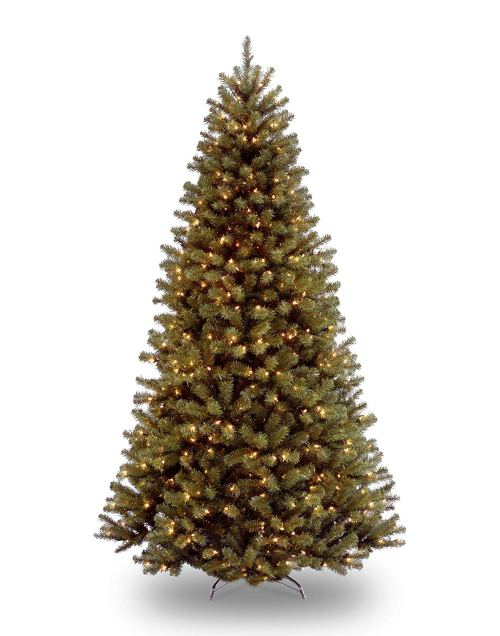 National Tree North Valley Spruce Tree - Artificial Christmas Trees