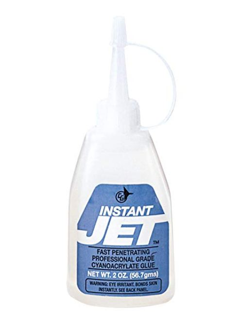 2 oz. Pointe Shoe Box Glue,JET764,multi-colored,One-Size - Glue for Shoes