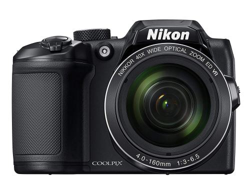 Nikon COOLPIX B500 Digital Camera (Black) - point and shoot cameras under 300$