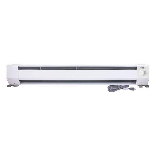 King Electric KPH1210 1000 Watt 120V 3-Foot Portable Baseboard Heater