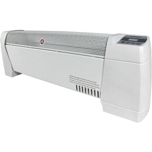 Optimus H-3603 30-Inch Baseboard Convection Heater with Digital Display and Thermostat
