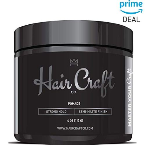 Hair Craft Co. Pomade 4oz