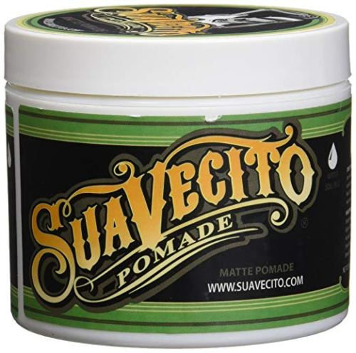 Suavecito Shine-Free Matte Pomade for Men