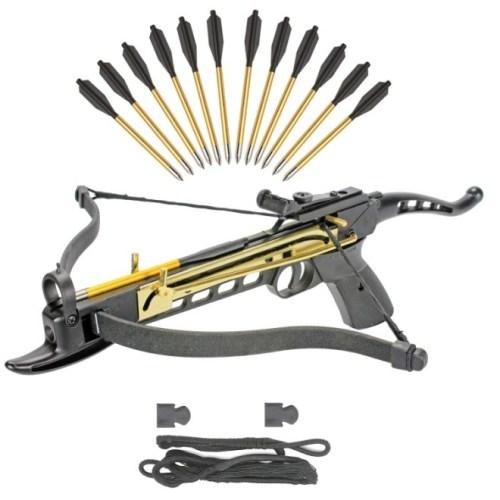 KingsArchery Crossbow Self-Cocking 80 LBS
