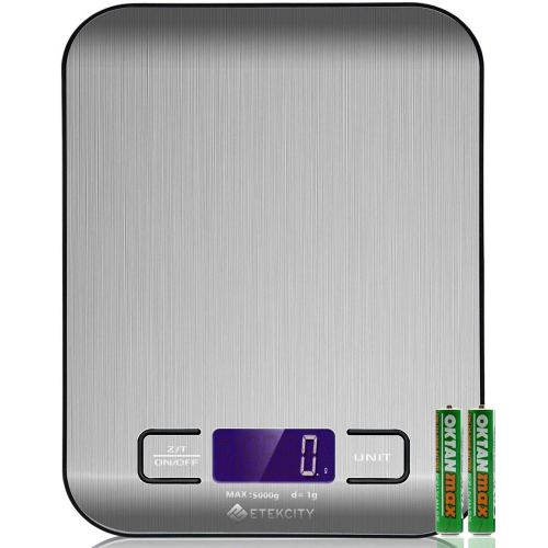 Etekcity Digital Kitchen Scale Multifunction Food Scale