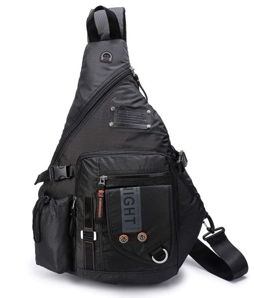 DDDH Large Sling Bags Crossbody Backpack