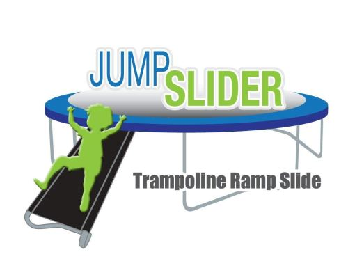 Wide 3-Step Trampoline Ladder