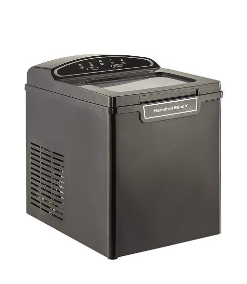 Hamilton Beach PIM-1-3A Portable Ice Maker, 26 lb. Capacity
