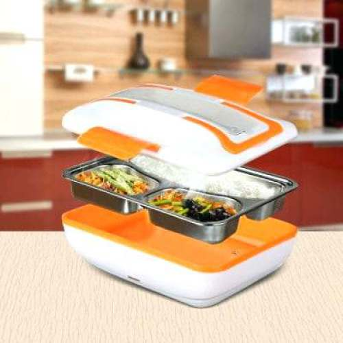 Electric Heat Lunch Box