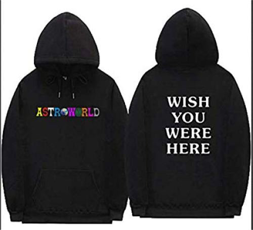 Taichao Adult Hoodie Top Hot Cool Rap Hooded Sweatshirt Trendy Fashion Hoodie