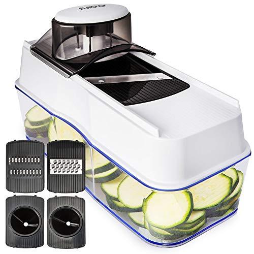 Mandoline Slicer Spiralizer Vegetable Slicer
