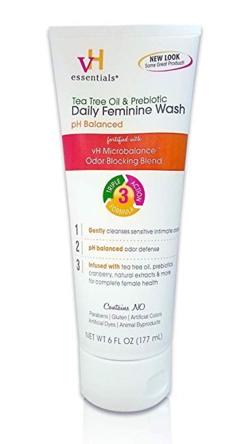 vH essentials Intimate Feminine Wash