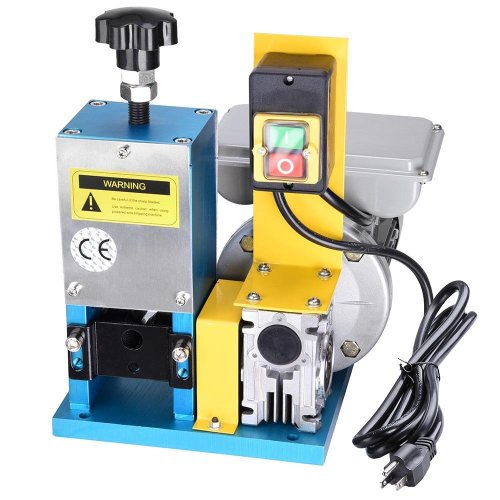 Yescom Automatic Wire Stripping Machine for Scrap Copper Recycling