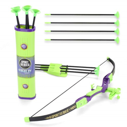 EXERCISE N PLAY Archery Shooting Toy Set Kids