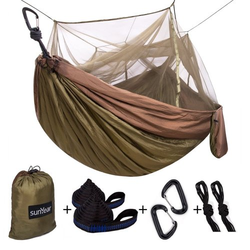 Single & Double Camping Hammock