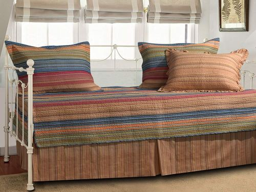 Greenland Home Katy 5-Piece Daybed Set