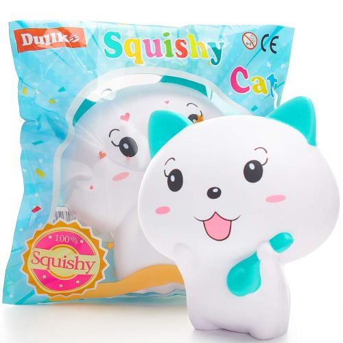 Squishies Cat Squishy Toys for Kids