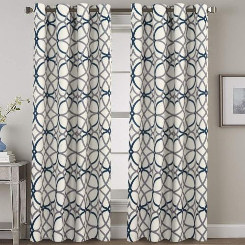 Blackout Bedroom Curtain Thermal