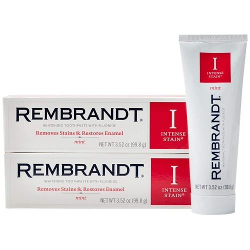 Rembrandt Intense Stain Whitening Toothpaste