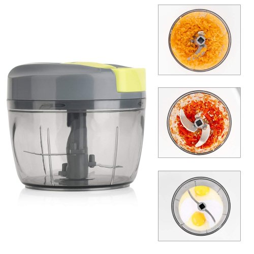 Magiclux Tech Manual Food Chopper